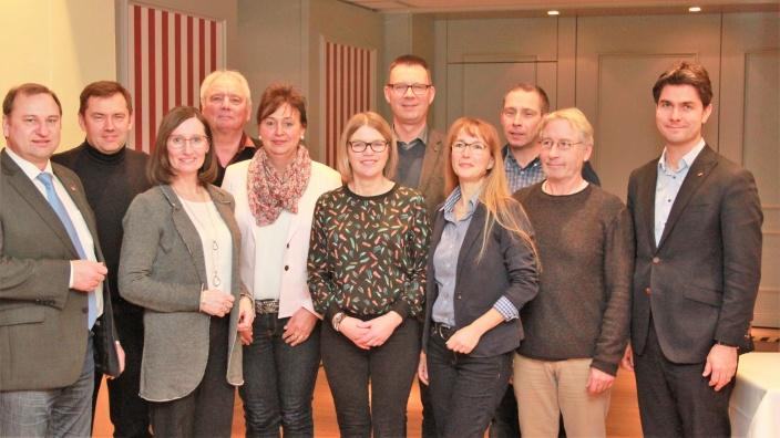 Vorstand CDU St. Michaelisdonn